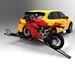 MotoTote MTX Sport Motorcycle Carrier-REBOXED - MTXS-2