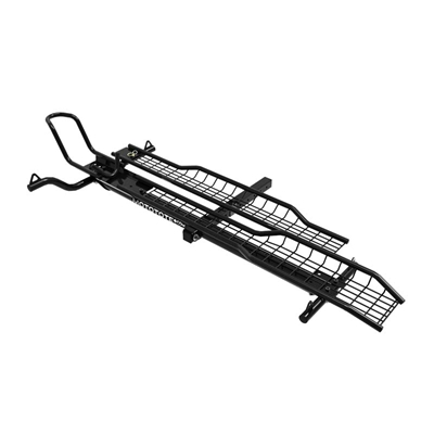 MotoTote MTX Sport Motorcycle Carrier-REBOXED Refurbished reboxed scratch and dent MotoTote MTXS Sport hitch mounted Motorcycle Carrier for street and sport bikes motorcycles